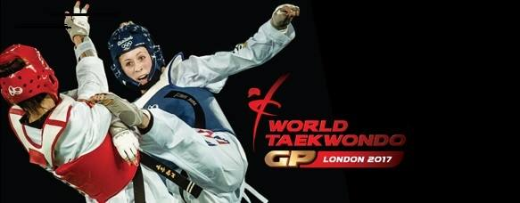 2017/10/20 – London World Taekwondo Grand-Prix