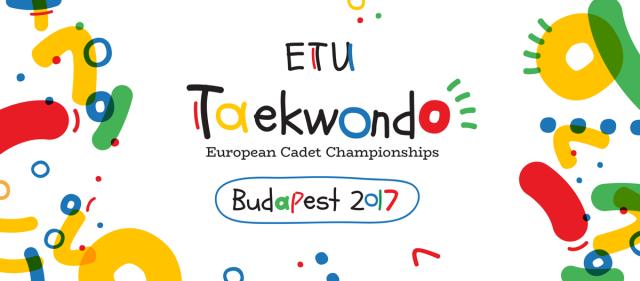 2017 10 05 – 8th European Cadet Taekwondo Championships 2017